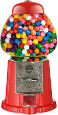 15-in Old Fashioned Vintage Candy Gumball Machine Bank Kitchen Candies Dispenser