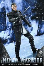 1/6 PRESENT TOYS PT-sp17 Master Ninja Ra's al Ghul Batman Double Action Figure