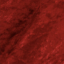Crushed Panne Velour Fabric  by the yard or wholesale