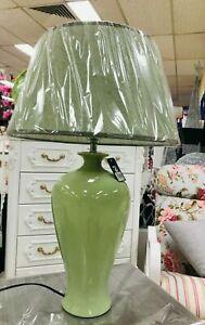 Modern Porcelain 72cm Height Decoration Bedside Table Lamp