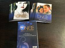 Once Upon a Time Base Card Set 45 Cards w/ Box