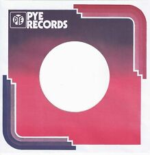 PYE REPRODUCTION RECORD SLEEVES - (PACK OF 6) OVERSTOCK  FROM BIGBOPPA