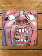 King Crimson - In The Court Of The Crimson King - 1969 Atlantic Vinyl LP - VG