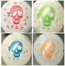 100 HALLOWEEN BALLOONS Skull TRICK TREAT Decorations PARTIES PARTY SPOOKY baloon