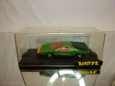 VEREM 417.37 ALFA ROMEO CARABO BERTONE - GREEN METALLIC 1:43 - VERY GOOD  IN BOX