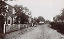 Devon ??? Unlocated Village Street Scene  - Real Photo, Chapman & Son