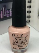 Opi Nail Polish Lacquer Sweet Memories .5 oz Ivory Light Pink French Manicure