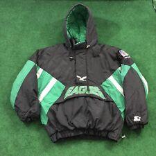 Vintage Pro Line Starter Jacket Philadelphia Eagles RARE Size XL
