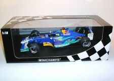 Sauber Petronas G. Fisichella No.11 Fórmula 1 Showcar 2004 - 1:18 MINICHAMPS