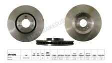 Disc Brake Rotor fits 2006-2009 Saab 9-3  BEST BRAKES USA