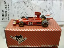 TRON AUTOMODELLI MMK28 FERRARI 312 B3 - LAUDA - F1 RED 1:43 - EXCELLENT IN BOX
