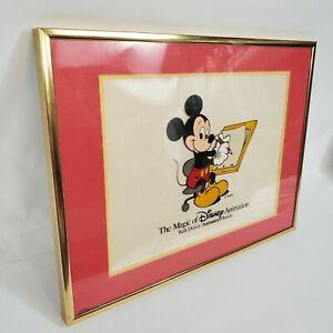 VTG Magic of Disney Animation: Walt Disney Animation Florida Mickey Mouse Cell