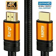 HDMI Cable 5m Gold v2.0/1.4 Video HDTV 1080P HD 3D HDMI 1.4 - IBRA® HDMI 5m/16ft
