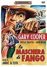 Dvd LA MASCHERA DI FANGO - (1952) Western *** A&R Productions *** .....NUOVO
