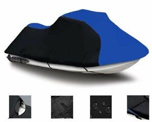 600 Denier Trailerable Jet Ski Cover for New 2020 Kawasaki PWC - 4 Color Options