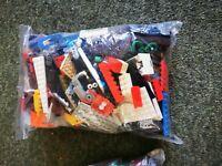 1.4kg Lego Bundle Mixed Bricks Parts Pieces Job Lot FREE UK POST