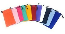 Drawstring Case Phone Glasses Sunglasses Pocket Pouch Wholesale Wallet Soft
