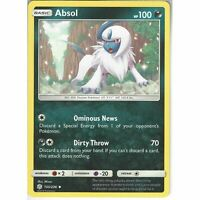 133/236 Absol | Uncommon | SM12 Cosmic Eclipse | Pokemon Trading Card Game TCG