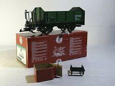 LGB Lehmann N°94006 Wagon Dumper Dr 9940 IN G New IN Box