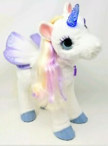 Starlily FurReal Friends My Magical Unicorn Plush NO Berry Works Great