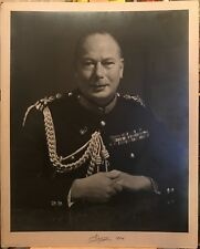 Large Signed Original Photograph of Prince Henry, Duke of Gloucester