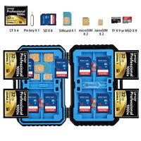 Camera Storage Black Box for 2/4/8/16/32 GB Micro SD Card TF Flash Memory Card