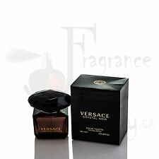 Tester - Versace Crystal Noir EDT W 90ml Tester (with cap) Woman Fragrance