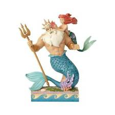 Jim Shore - Disney Tradition 4059730 The Little Mermaid - Ariel and Triton