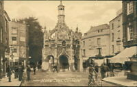 CHICHESTER Market Cross Postcard SUSSEX Barrett, W.H