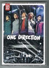 1D - ONE DIRECTION - UP ALL NIGHT - THE LIVE TOUR - DVD NEUF NEW NEU
