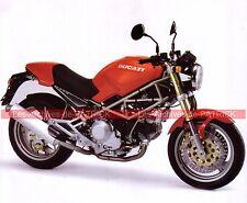 DUCATI 900 Monster ( Monstro ) 1993 Fiche Moto 000043