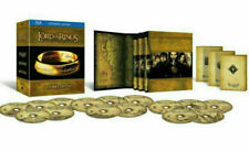 The Lord of the Rings: The Motion Picture Trilogy - Extended Edition (Blu-Ray+DVD 15-Disc Set, 2012)