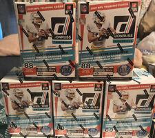 New listing PITTSBURGH STEELERS -NFL - 2021 Donruss Football (5X) Blaster Box LIVE BREAK #3!
