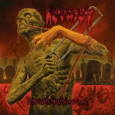 Autopsy-EMOSTATICO, hacksaws and Graves LP ☆☆☆ NUOVO/NEW ☆☆☆