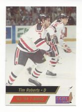 1993-94 Wheeling Thunderbirds (ECHL) Tim Roberts