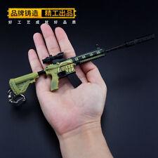 PUBG 1/5 1:6 M416 Assault Rifle gun Battlegrounds BattleField4 metal 21cm Forest