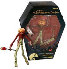 "Disney NBX Nightmare Xmas Movie PUMPKIN KING 9"" scale Collectors doll figure"