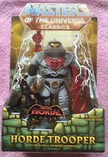 Horde Trooper Masters Of The Universe Classics