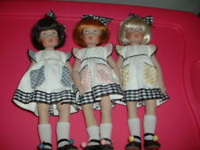 brunette  genuine Helen Kish Bitty Bethany doll MINT never displayed no tubes