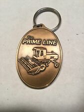 Hesston Prime Line 1985 Limited Edition Key Chain FOB