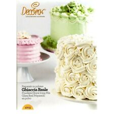 Ghiaccia Reale Royal Icing Mix 400g Decora