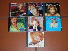 """""""CD"""" - Sammlung von 7 Stk. KRISTINA BACH"""