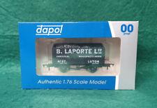 Dapol OO Gauge 8 Plank Wagon - Laporte -  4F-080-116