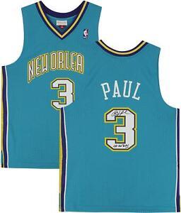 Autographed Chris Paul Hornets Jersey Fanatics Authentic COA Item#11528529