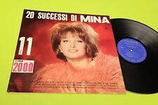 MINA LP 20 SUCCESSI ORIGINALE ITALDISC 1964 EX COPERTINA LAMINATA !!!
