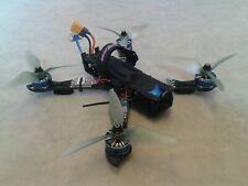 Custom RC Racing Drone 2450Kv Diatone Motors Flysky RX Foxeer Camera 5.8GHz FPV