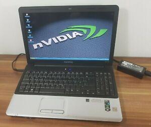 Gaming HP Compaq CQ60 AMD QL-62 2x2GHz nVidia GeForce 8200M Webcam Wlan uvm.