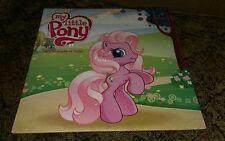 My Little Pony rare 16 Month 2011 Calendar Hasbro Vintage Stock brand new sealed