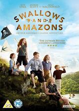 Swallows and Amazons DVD 2016 Kelly MacDonald Region 2