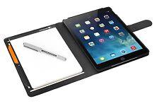 Booqpad Air 2.Etui pour Housse iPad Air 2+Blocs Notes+Porte-cartes.Multifonction